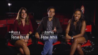 NYFA Alumni Spotlight: Paula, Aditya and Valeria
