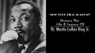 NYFA Honors Dr. Martin Luther King Jr.