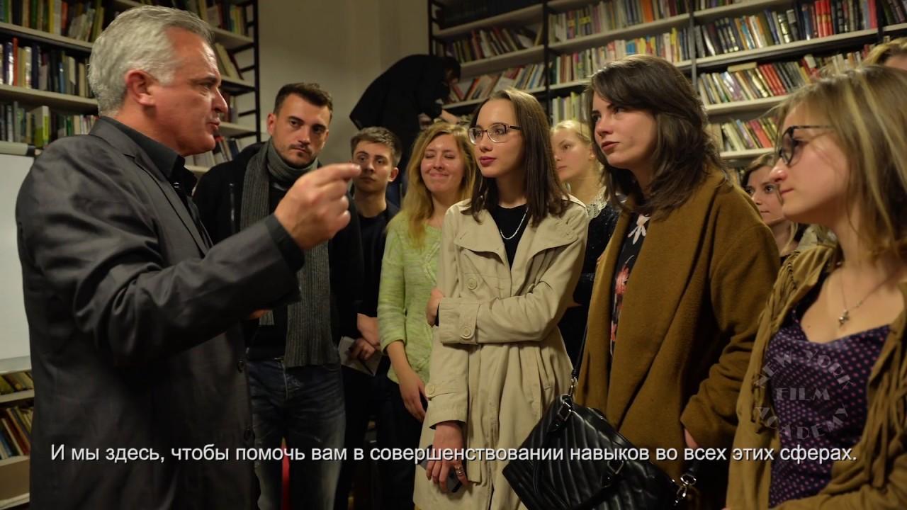 NYFA Workshop in Kazakhstan