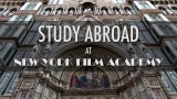 Study Abroad at the New York Film Academy