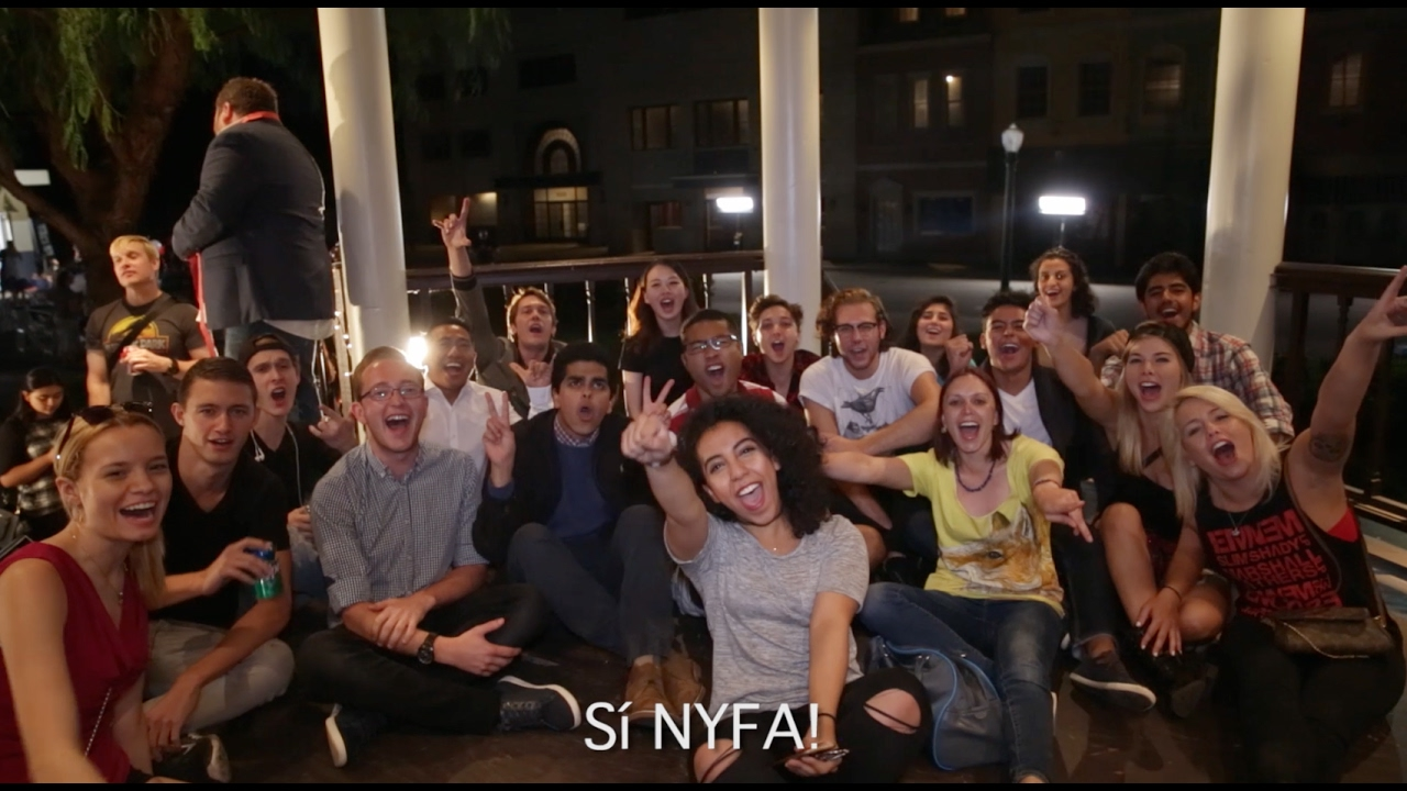 We Are NYFA [in English] (with Spanish subtitles)