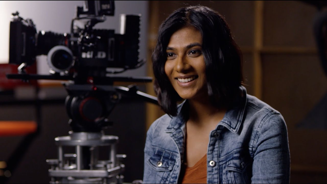 NYFA MFA Acting for Film Alumna Kankana Chakraborty