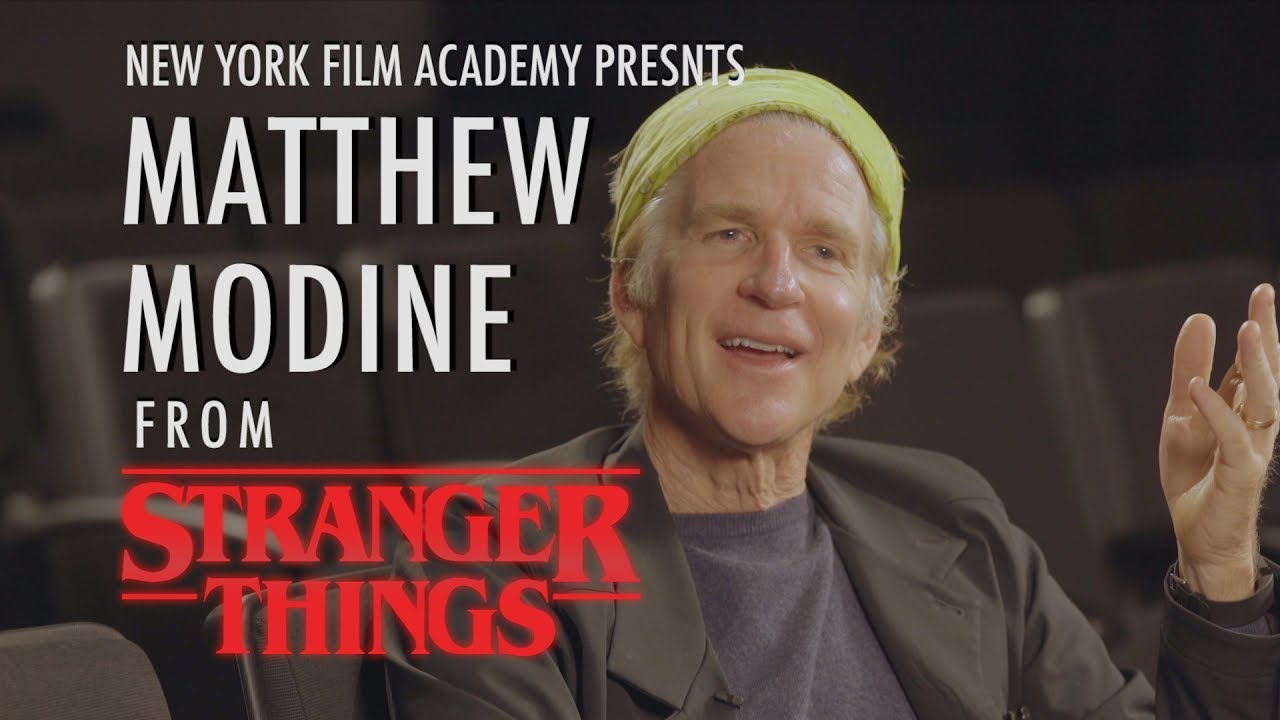NYFA Speaks to Matthew Modine