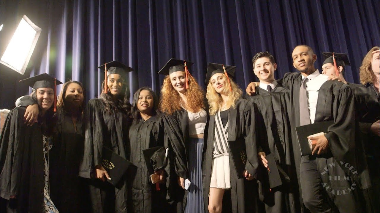 NYFA Graduation Ceremony Spring 2017