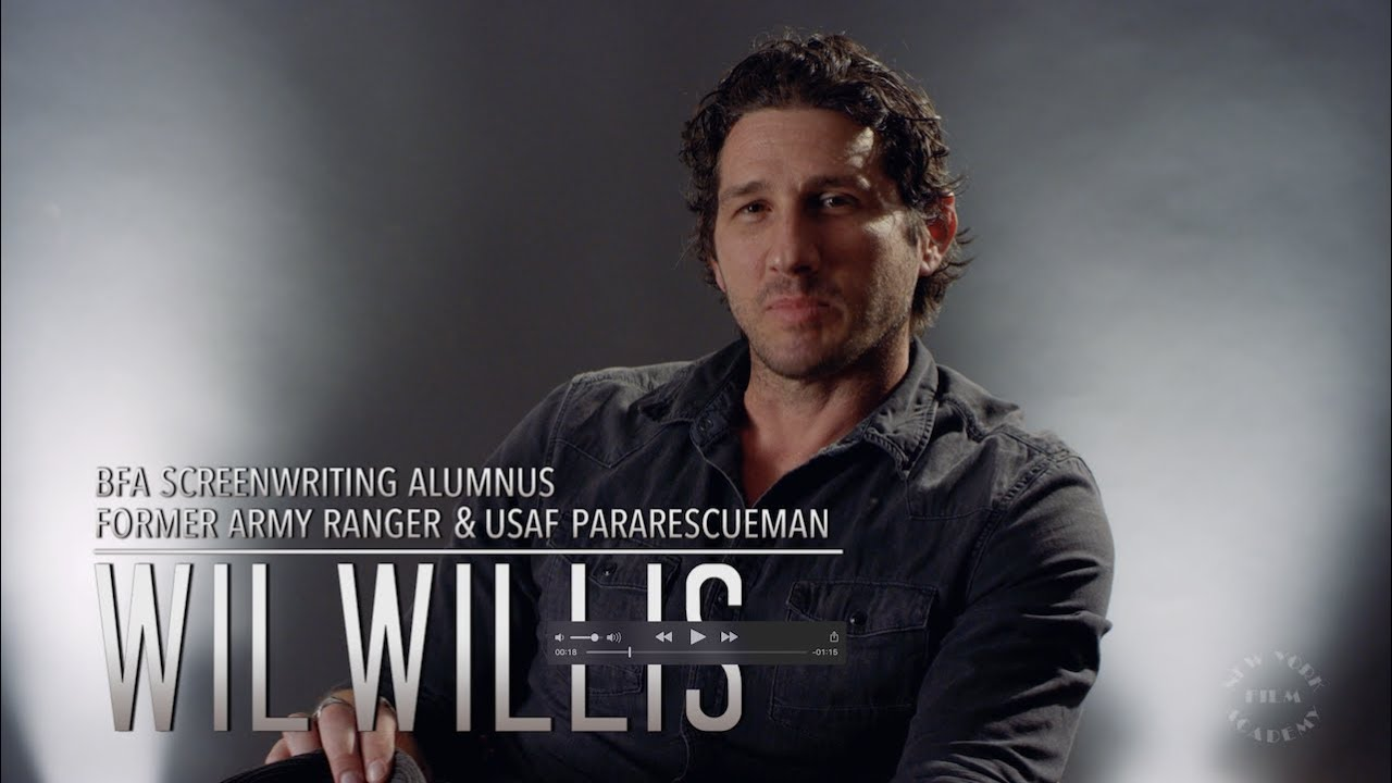 NYFA Alumni Spotlight on Wil Willis