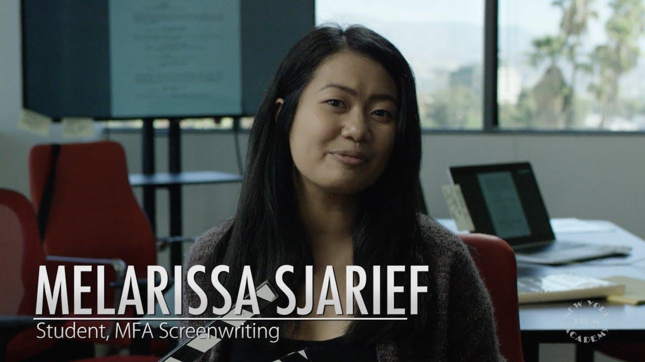 NYFA Spotlight on MFA Student and Fulbright Scholar Melarissa Sjarief from Indonesia