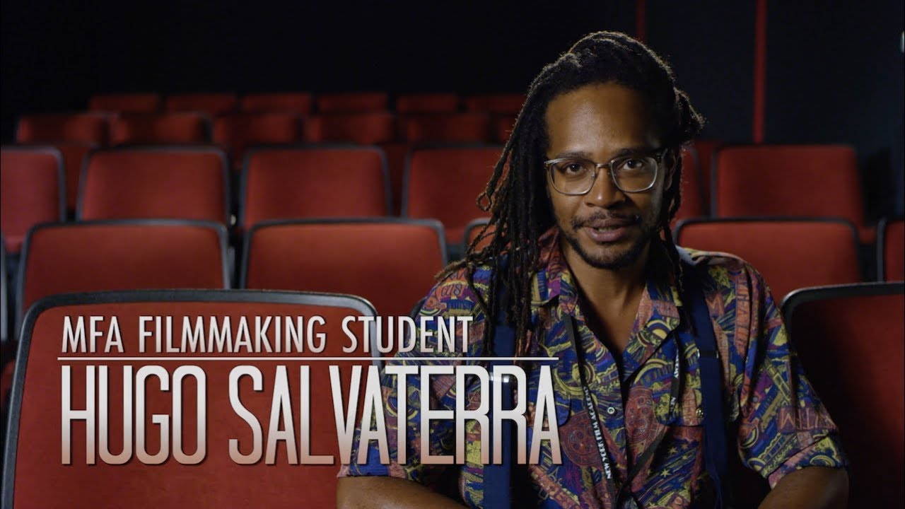 NYFA Spotlight on MFA Student and Fulbright Scholar Hugo Salvaterra from Angola