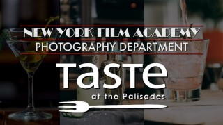 NYFA Photography Trip to Taste Restaurant