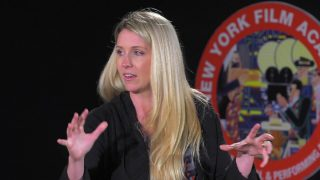 NYFA Guest Speaker Series: Kelly Fremon Craig