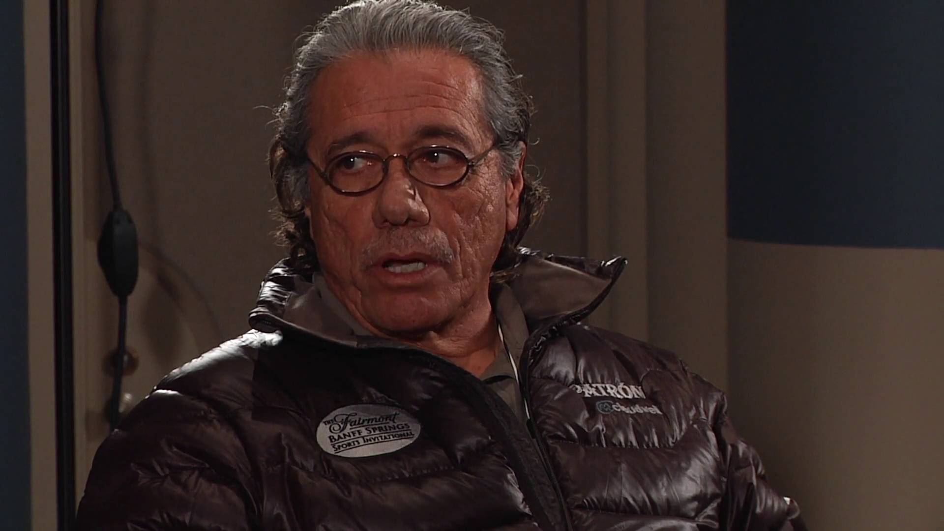 Discussion with Actor Edward James Olmos at New York Film Academy