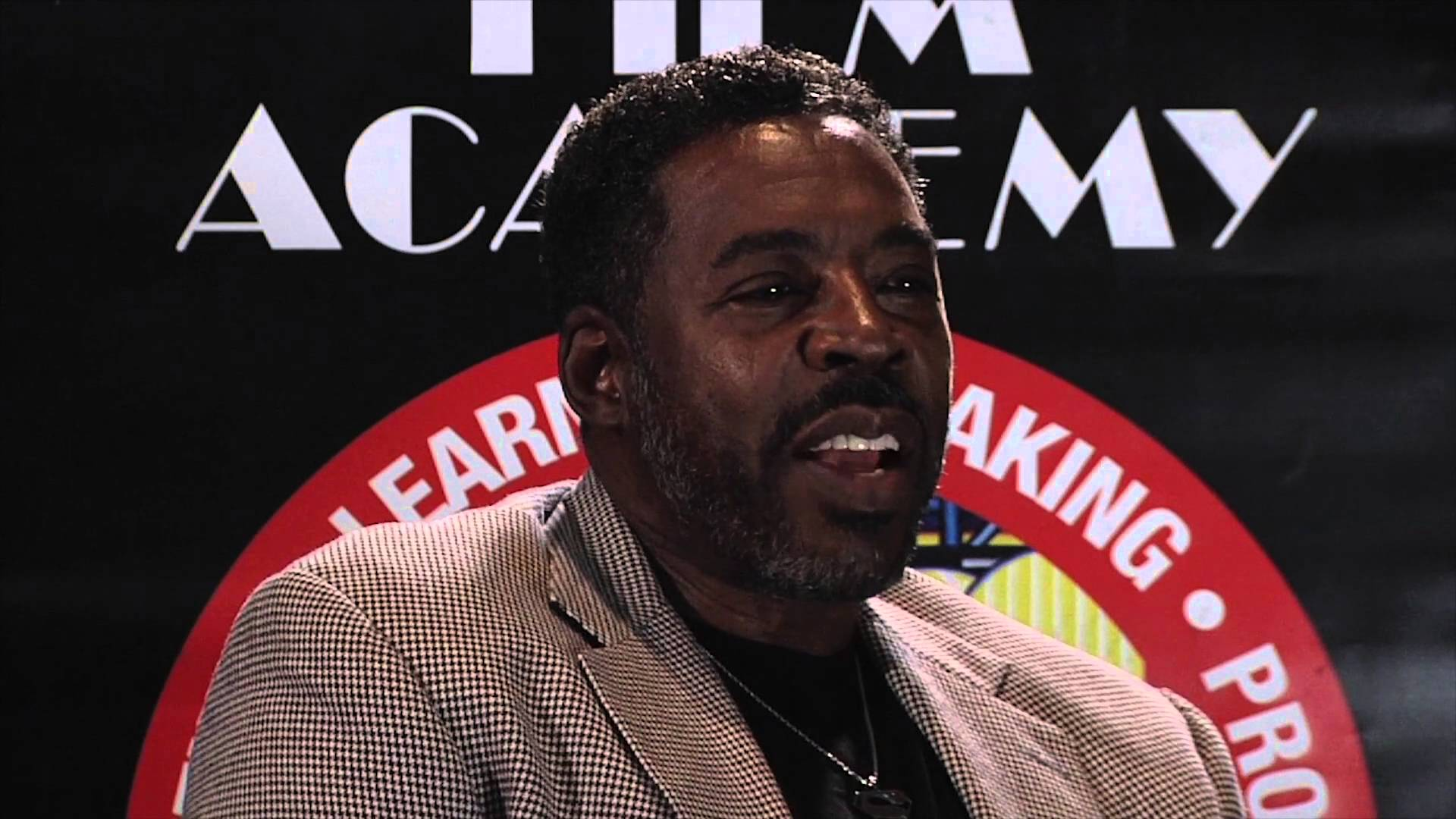 Discussion with Actor Ernie Hudson at New York Film Academy