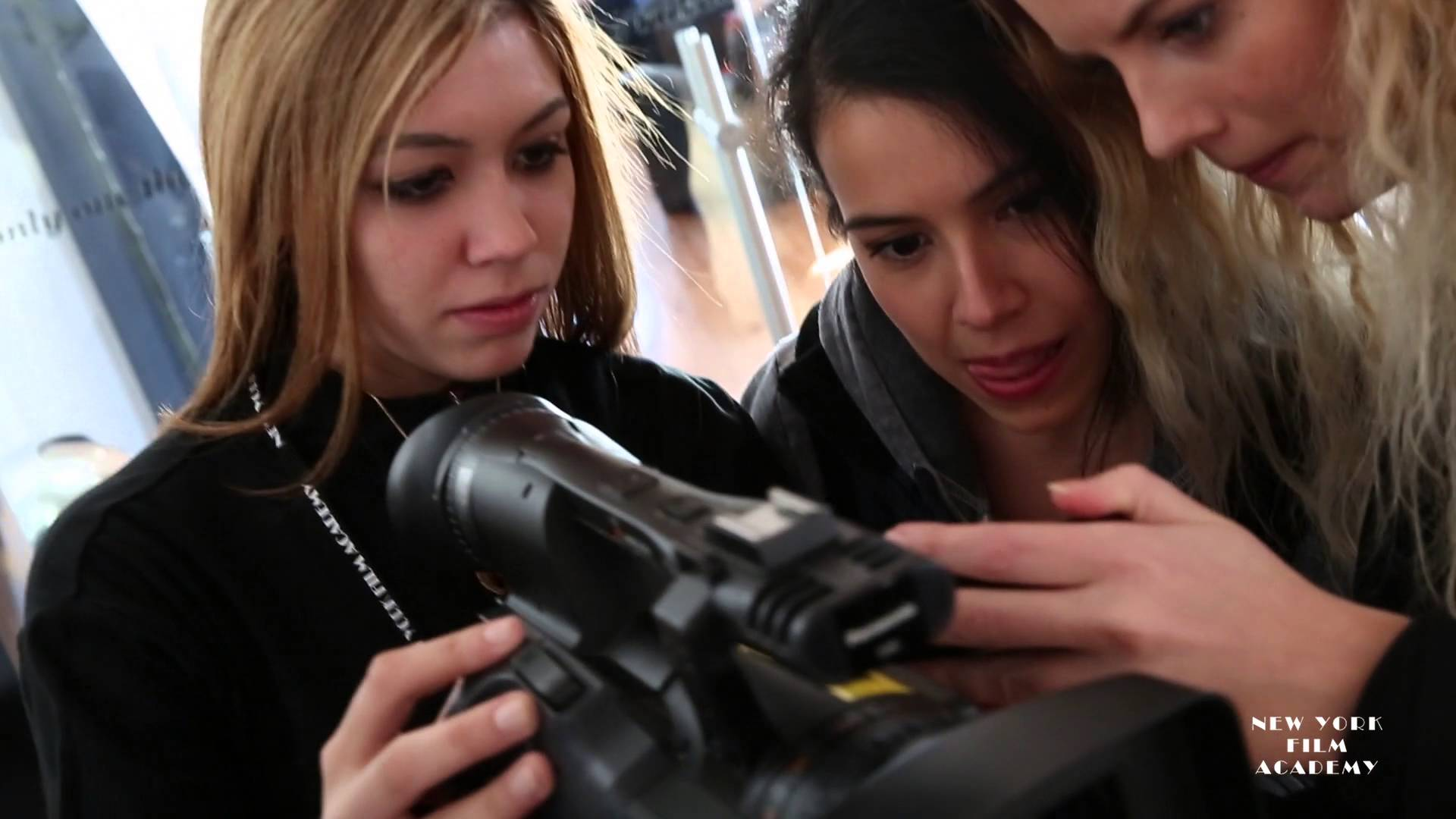 New York Film Academy Broadcast Journalism School