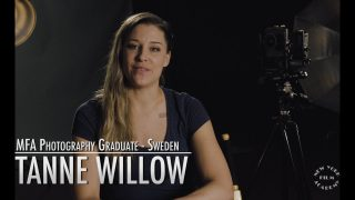 NYFA Graduate Spotlight on Tanne Willow
