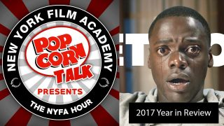 NYFA Hour with Peter Rainer: 2017 Year in Review, Episode 38