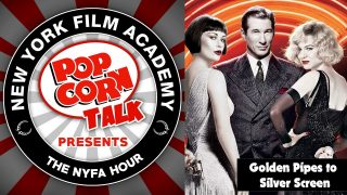 NYFA Hour with Peter Rainer Golden Pipes to Silver Screen, Episode 44