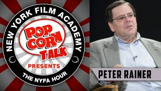 NYFA Hour with Peter Rainer: The Art of Film Review, Episode 15