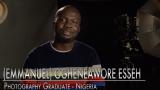 NYFA Photography Alum Spotlight: (Emmanuel) Ogheneawore Esseh