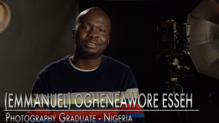 NYFA Photography Alum Spotlight: (Emmanuel) Ogheneawore Esseh