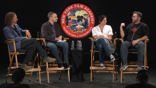 NYFA Guest Speaker Series: Claudia Castello & Michael P. Shawner – Editors of the Film Creed