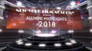 NYFA Alumni Highlights 2018