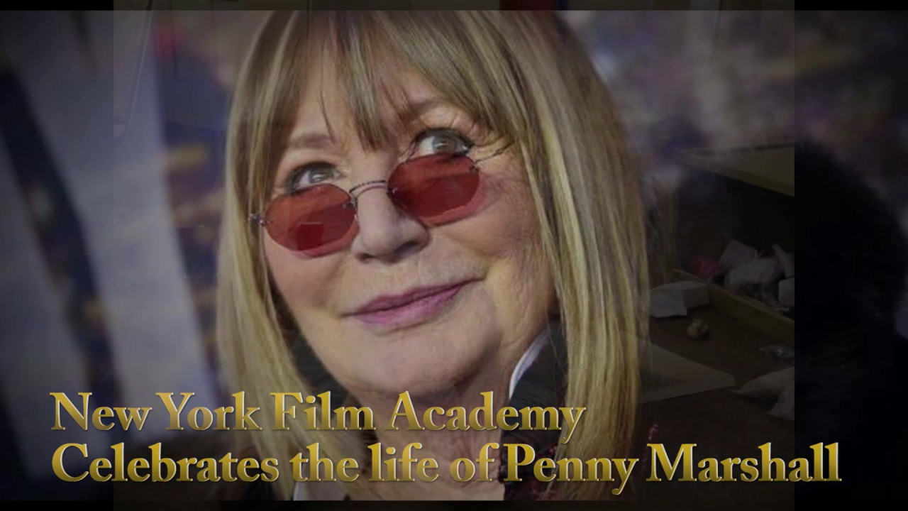 NYFA Remembers Penny Marshall