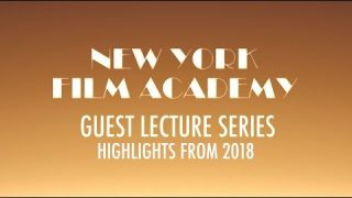 NYFA 2018 Guest Lecture Highlights