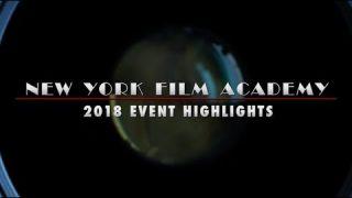 NYFA Across the Globe in 2018