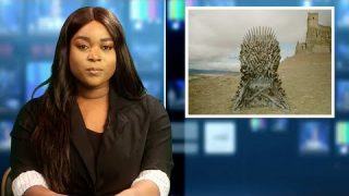 Broadcast Journalism Student Covers Game of Thrones