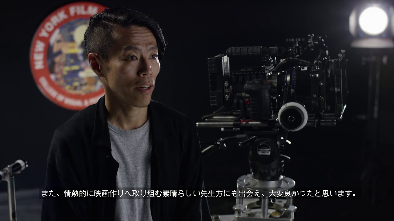 NYFA Student Spotlight: Kanji Suto