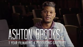 NYFA Producing Spotlight: Ashton Brooks