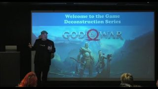 Game Deconstruction with Scott Rogers: God of War
