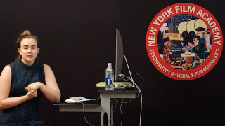 NYFA Guest Speaker Series: Tory Rust