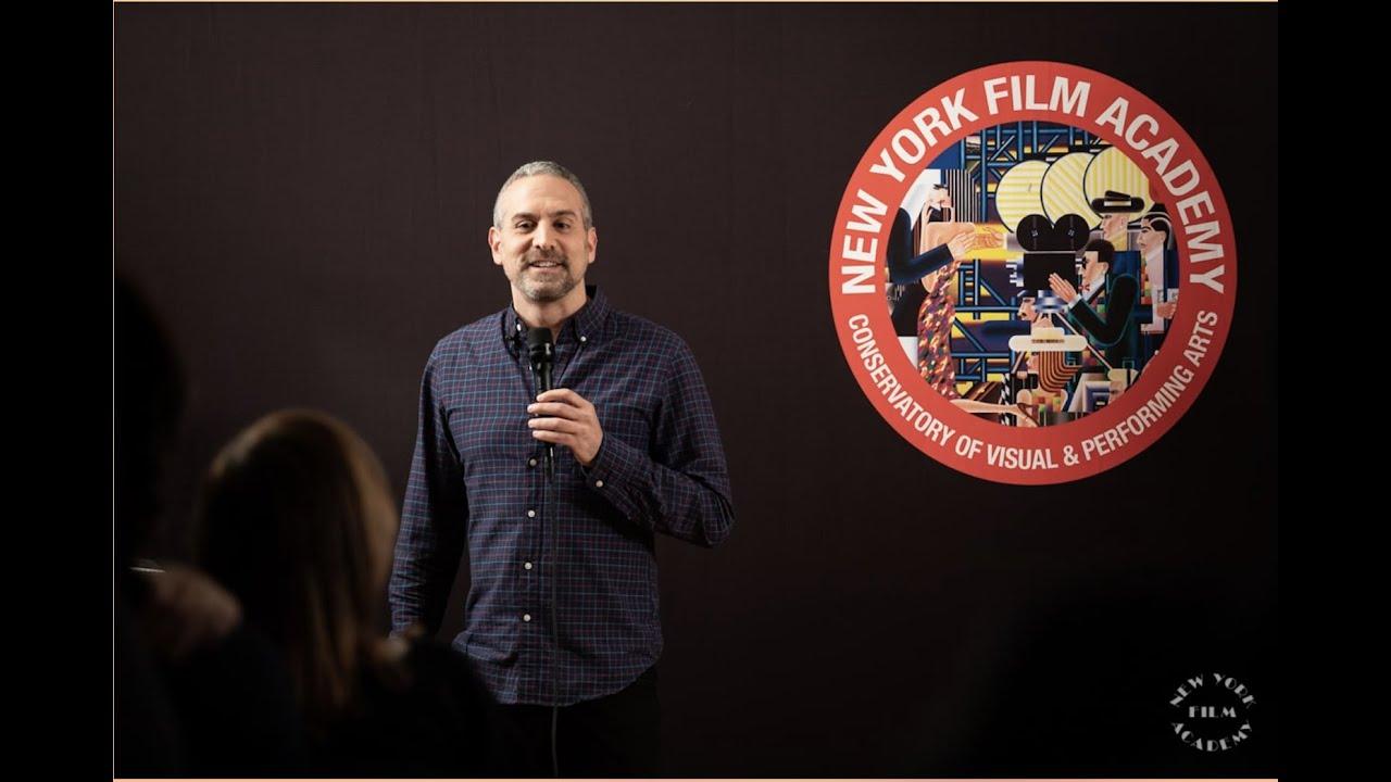 NYFA Guest Speaker Series: Steven Rudin