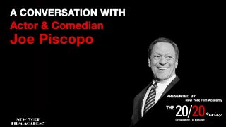 The 20/20 Series – With Joe Piscopo (Created by Liz Hinlein)