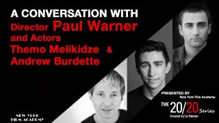 The 20/20 Series – With Paul Warner, Themo Melikidze & Andrew Burdette (Created by Liz Hinlein)