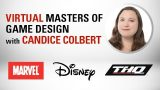 Virtual Masters of Game Design With Candice Colbert