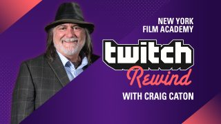NYFA's Twitch Rewind with Craig Caton-Largent