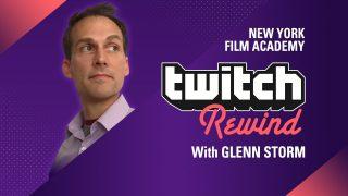 NYFA's Twitch Rewind with With Glenn Storm