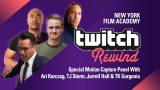 NYFA's Twitch Rewind with Ari Karczag, TJ Storm, Jarrell Hall & TK Gorgonia