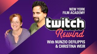 NYFA's Twitch Rewind with Nunzio DeFilippis & Christina Weir