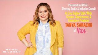 NYFA Guest Speaker Series: Creator, Showrunner, & Exec. Producer Tanya Saracho
