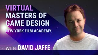 Virtual Masters of Game Design with David Jaffe