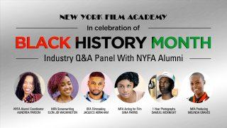 Industry Q&A Panel with NYFA Alumni