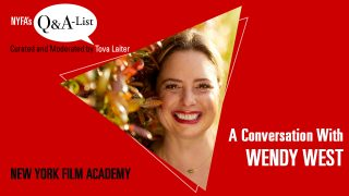 NYFA's Q&A-List by Tova Laiter With Award-Winning Crime TV Writer & Producer, Wendy West